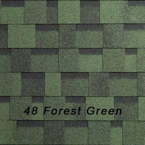 IKO Cambridge Xtreme öntapadó felülettel rendelkező laminált zsindely