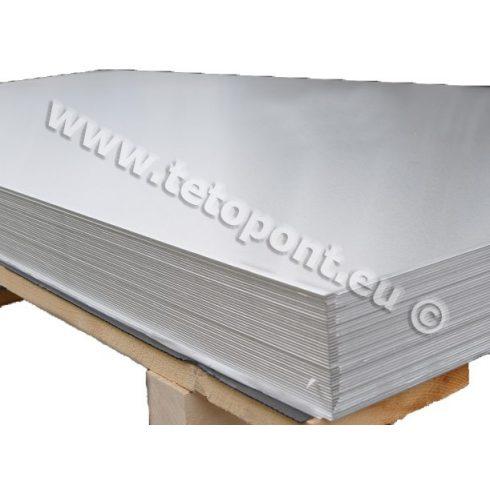 Horganyzott acél lemez 2000 mm x 1000 mm x 0,5 mm