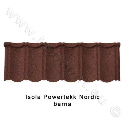 Isola Powertekk Nordic cserepes lemez alapelem