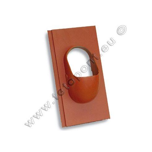 Hornyolt, Hortobágy tetőcserép forma, műanyag alapcserép