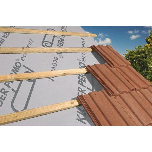 KLÖBER EcoVent páraáteresztő tetőfólia 110 gr/m2