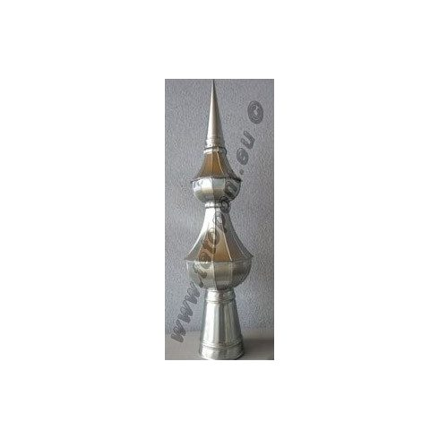 Korcolt csúcsdísz, tetődísz KO-27B m: 85 cm