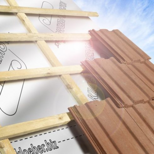 Klöber Permo® Solar SK páraáteresztő hőtükrös tetőfólia 180 gr/m2