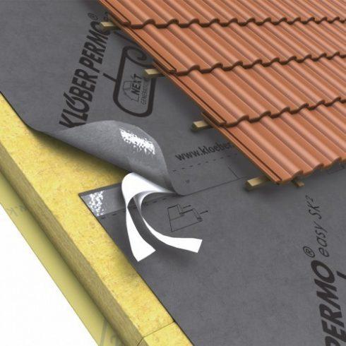 Klöber Permo® Easy SK2 páraáteresztő tetőfólia 145 gr/m2