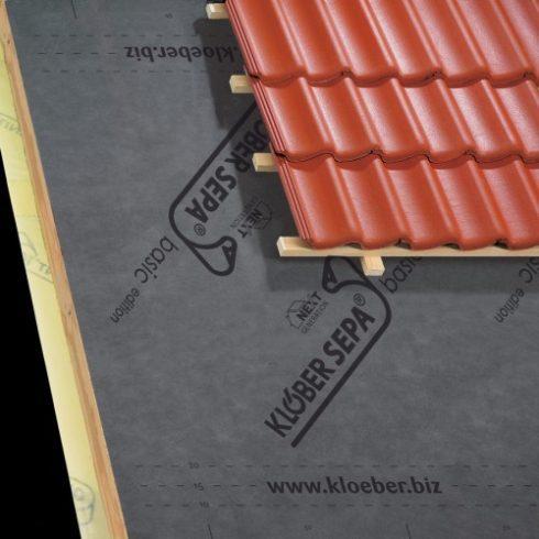 Klöber Sepa® Basic Edition párazáró tetőfólia 90 gr/m2