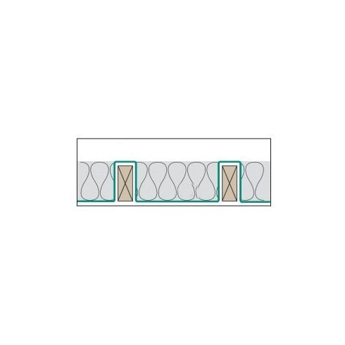 REWAXX VAPOFLEXX Változó Sd értékű tetőfólia 90 gr/m2