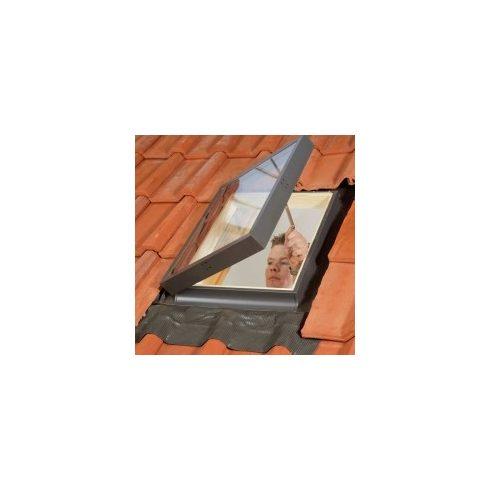 Tetőkibúvó felnyíló 65 x 65 cm ROOFLITE