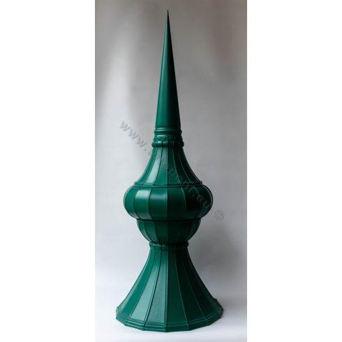 Korcolt csúcsdísz, tetődísz K-13D m: 79 cm