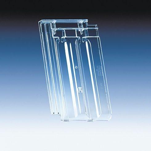 Plexi bevilágító cserép Csárdás-Tangó tetőcseréphez