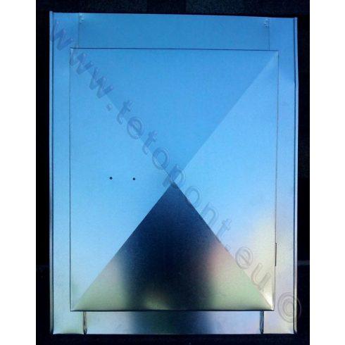 Tetőkibúvó 40x55 cm horganyzott acélból