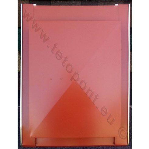 Tetőkibúvó 40x55 cm színezett alumíniumból