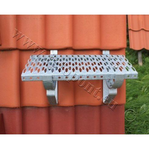 Tetőlépcső, tetőjárda garnitúra